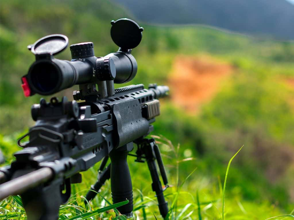 night vision rifle scopes for sale
